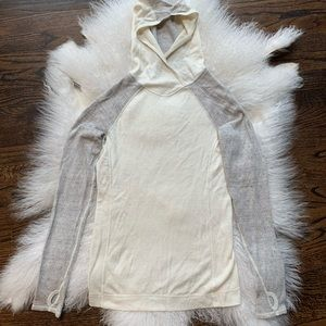 Tops - Dakini Merino Wool Hooded Pullover
